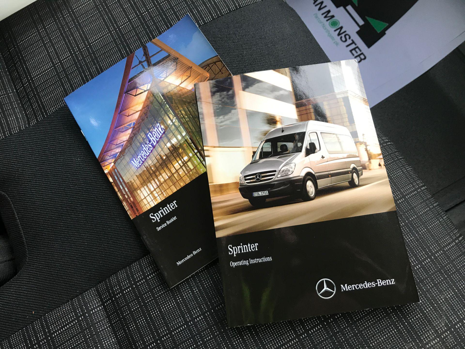 2017 Mercedes-Benz Sprinter 314CDI MWB HIGH ROOF 140PS EURO 6 (KR17TVZ) Image 24