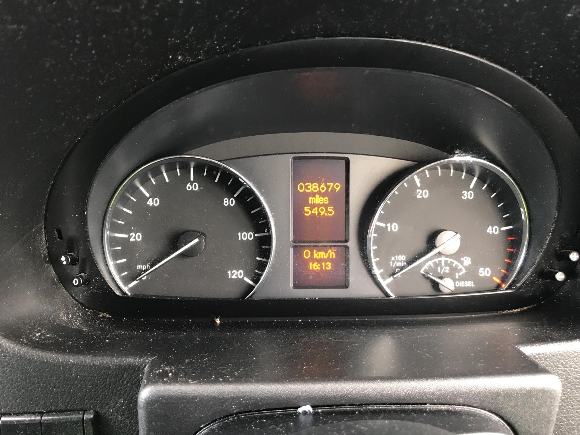 2017 Mercedes-Benz Sprinter 314 LWB H/R VAN EURO 6 (KR17TWC) Image 13