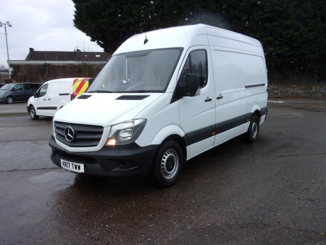 2017 Mercedes-Benz Sprinter 314Cdi MWB High Roof  (KR17TWW) Image 3
