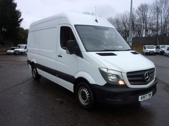 2017 Mercedes-Benz Sprinter 314Cdi MWB High Roof  (KR17TWW) Image 1
