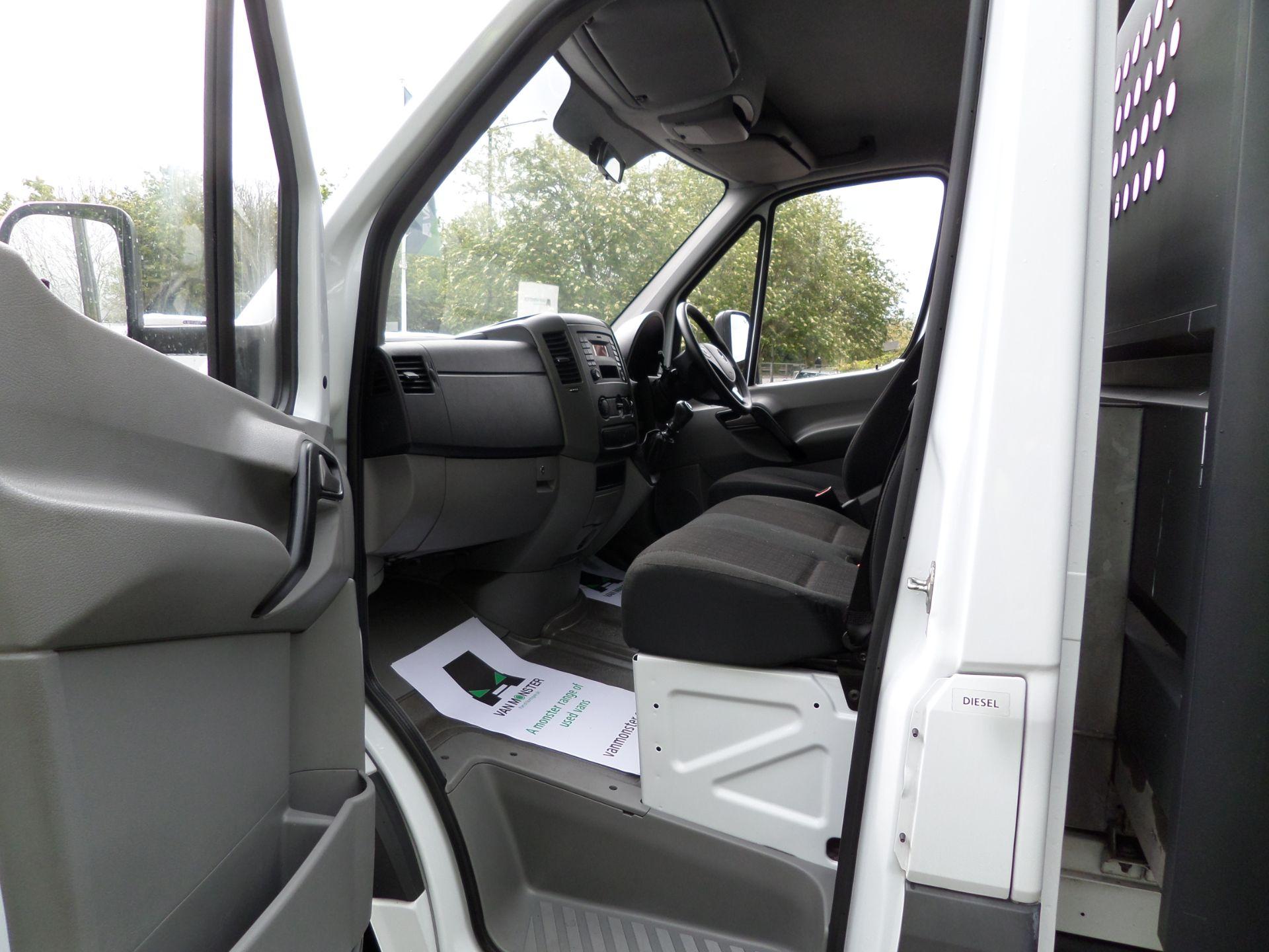 2017 Mercedes-Benz Sprinter 314 CDI Single Cab Dropside Euro 6 (KR17TWY) Image 7