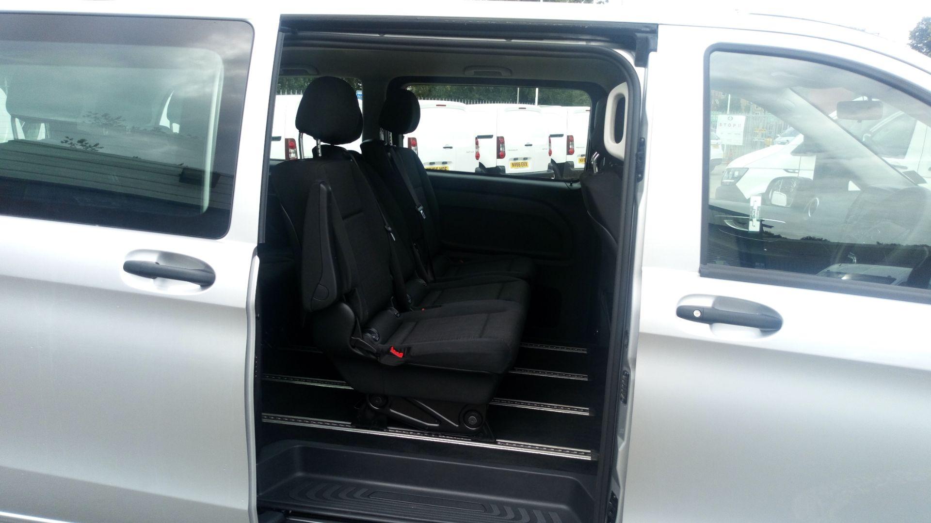 2019 Mercedes-Benz Vito 119 Bluetec Tourer Select 7-Gtronic 9 Seats Euro 6 (KR19UVX) Image 12