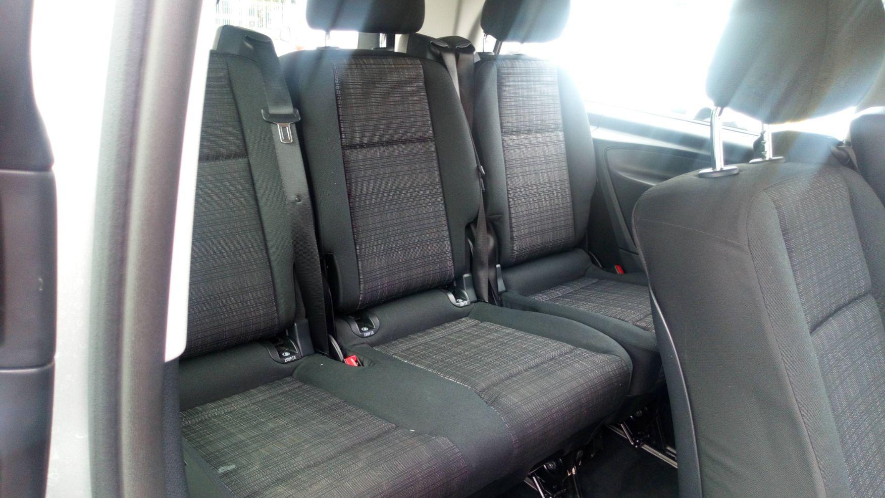 2019 Mercedes-Benz Vito 119 Bluetec Tourer Select 7-Gtronic 9 Seats Euro 6 (KR19UVX) Image 13