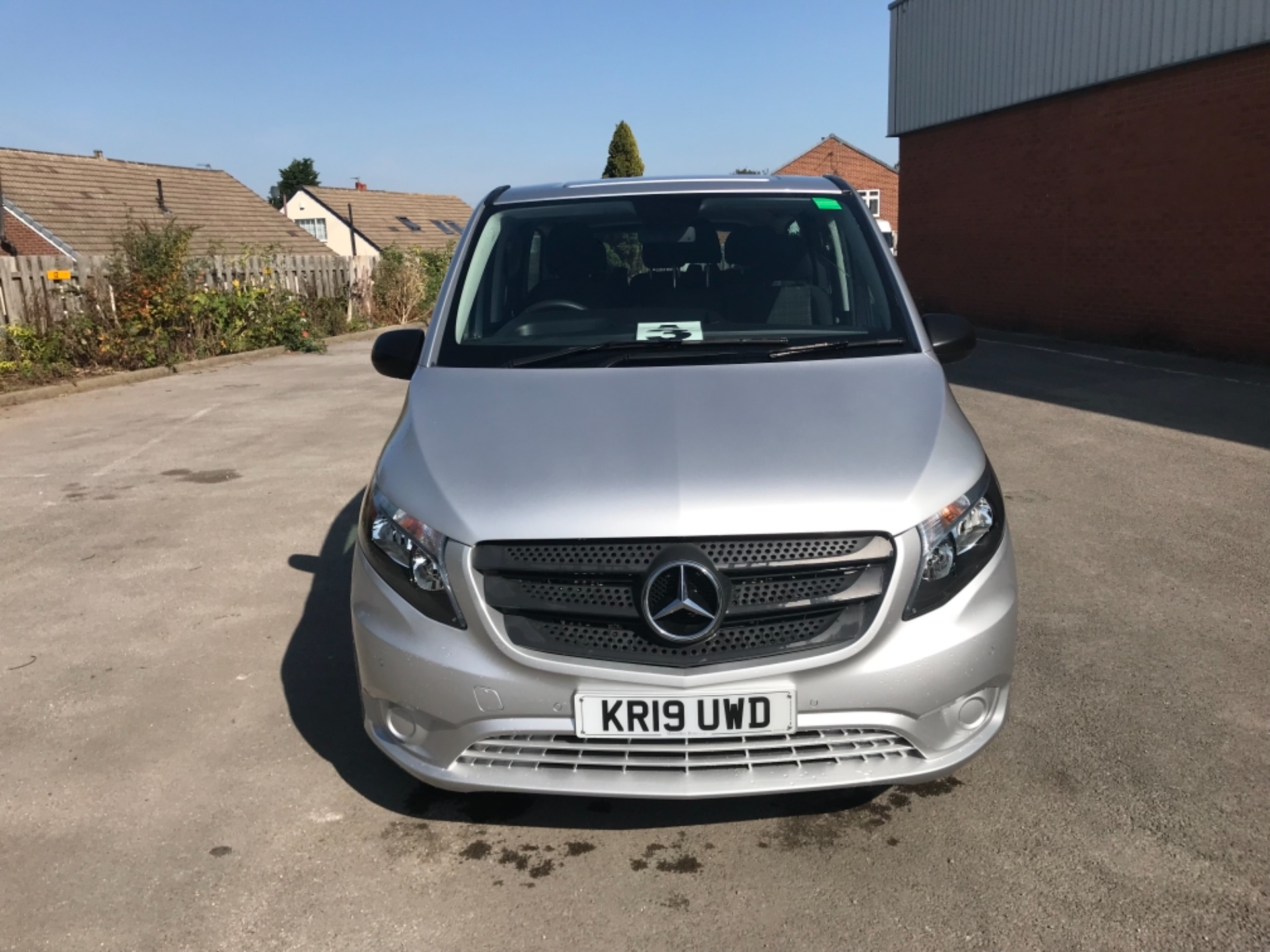 2019 Mercedes-Benz Vito 119 Cdi Select 8-Seater 7G-Tronic (KR19UWD) Image 2