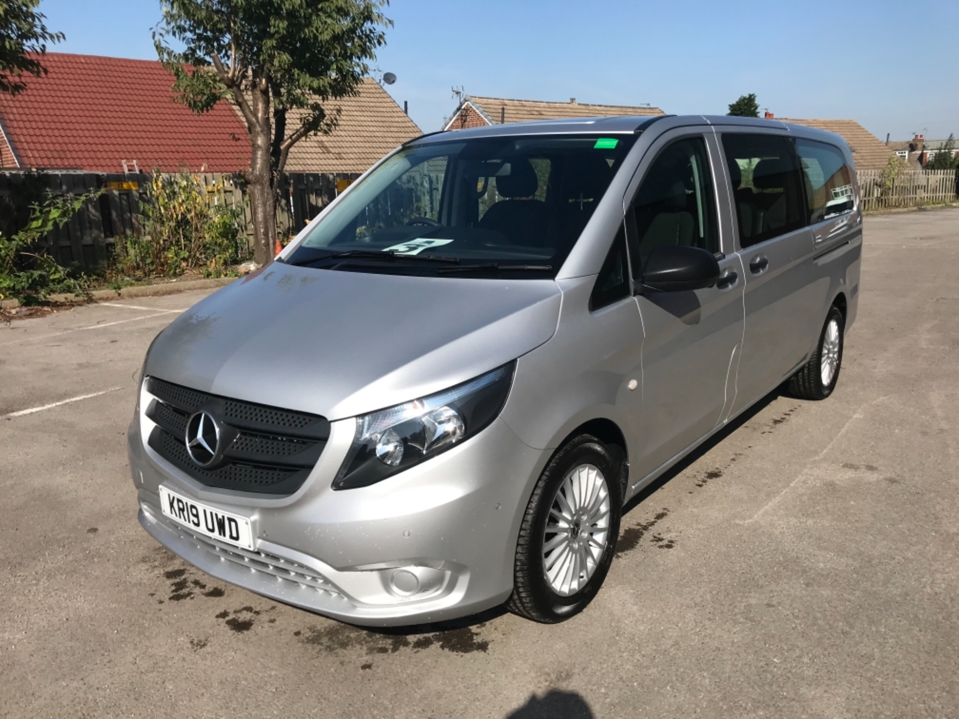 2019 Mercedes-Benz Vito 119 Cdi Select 8-Seater 7G-Tronic (KR19UWD) Image 3
