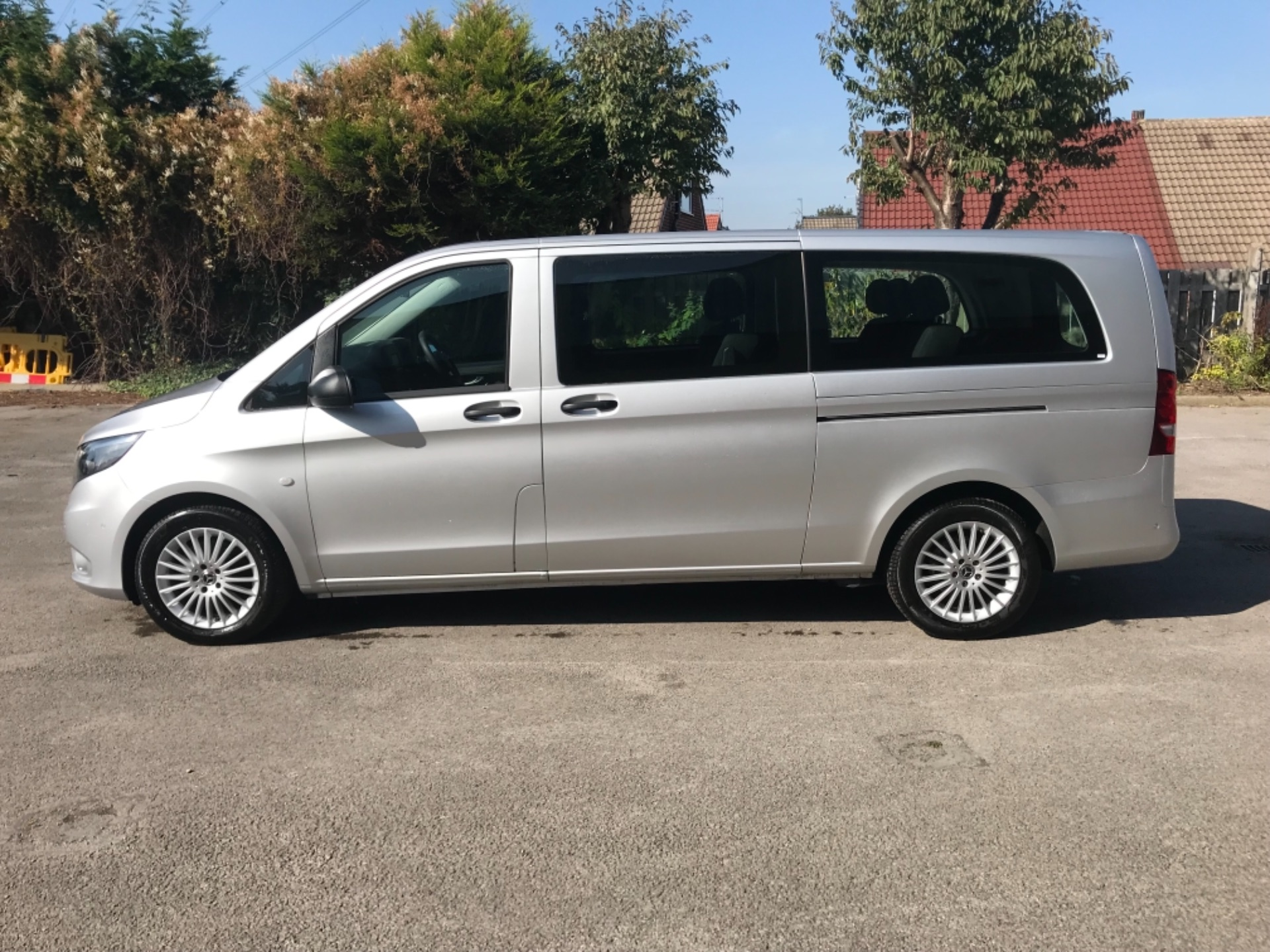 2019 Mercedes-Benz Vito 119 Cdi Select 8-Seater 7G-Tronic (KR19UWD) Image 4