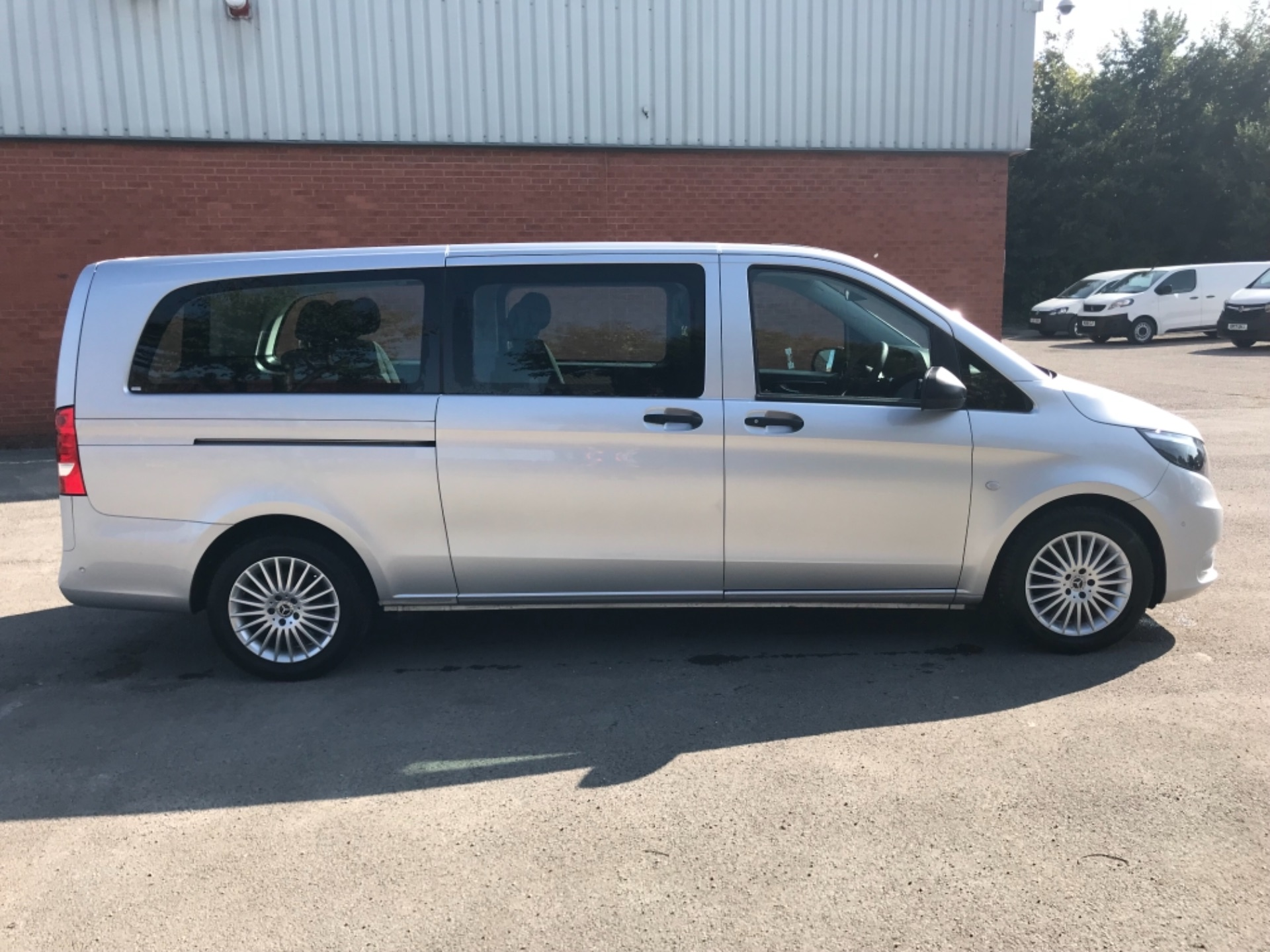 2019 Mercedes-Benz Vito 119 Cdi Select 8-Seater 7G-Tronic (KR19UWD) Image 8