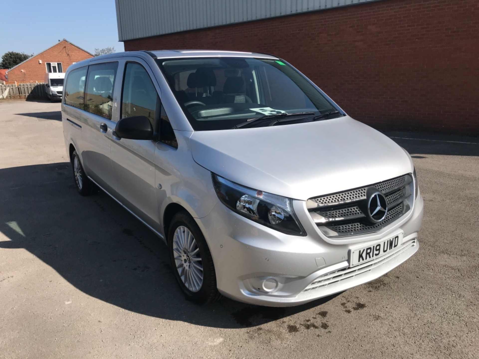 2019 Mercedes-Benz Vito 119 Cdi Select 8-Seater 7G-Tronic (KR19UWD)