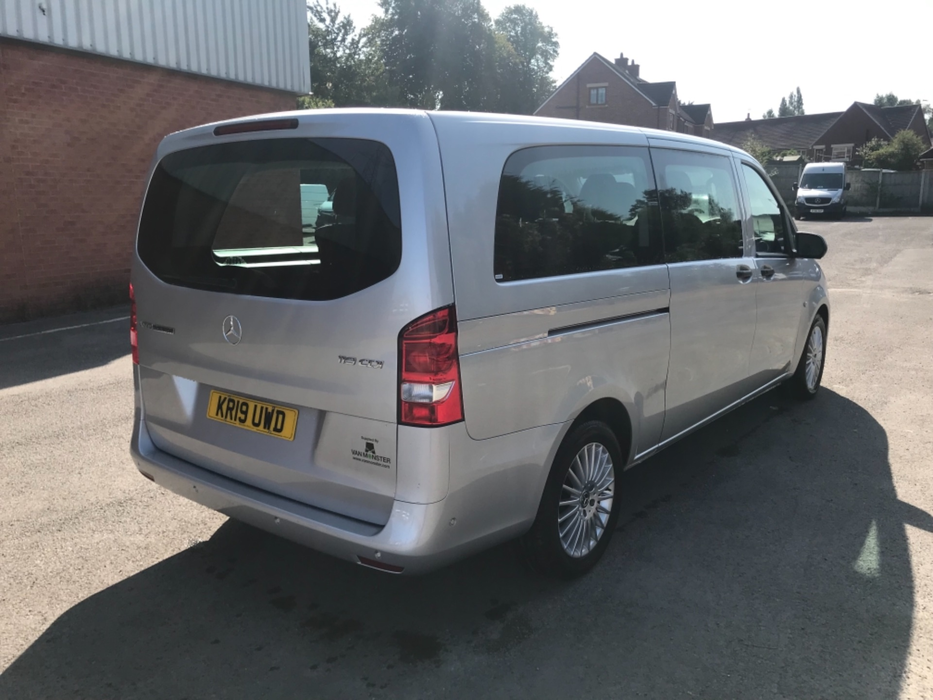 2019 Mercedes-Benz Vito 119 Cdi Select 8-Seater 7G-Tronic (KR19UWD) Image 7