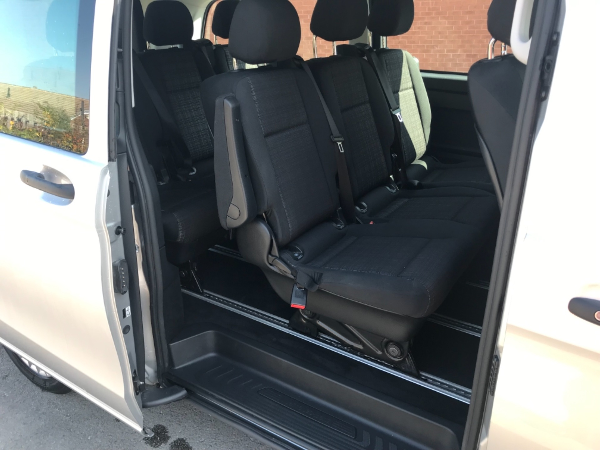 2019 Mercedes-Benz Vito 119 Cdi Select 8-Seater 7G-Tronic (KR19UWD) Image 23
