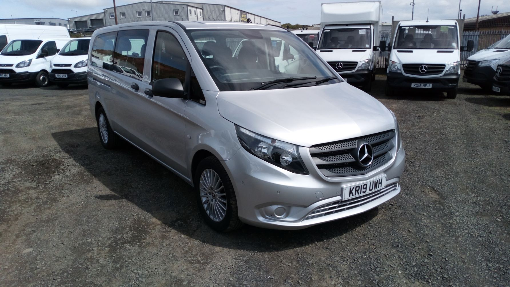 2019 Mercedes-Benz Vito 119 Bluetec Tourer Select (KR19UWH)