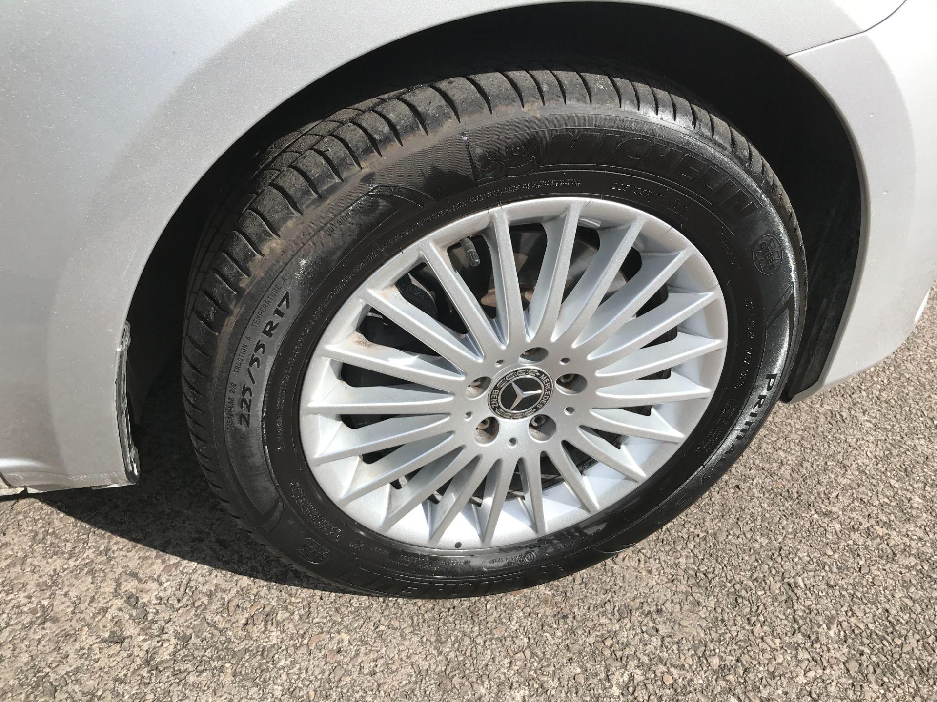 2019 Mercedes-Benz Vito 119CDI XLWB BLUETEC TOURER SELECT EURO 6 AUTOMATIC (KR19UWZ) Image 2