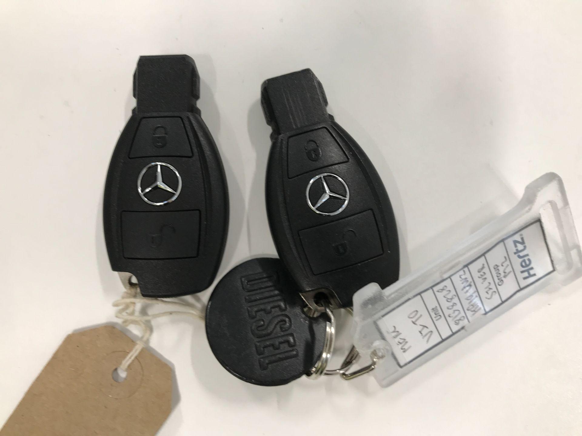 2019 Mercedes-Benz Vito 119CDI XLWB BLUETEC TOURER SELECT EURO 6 AUTOMATIC (KR19UWZ) Image 35