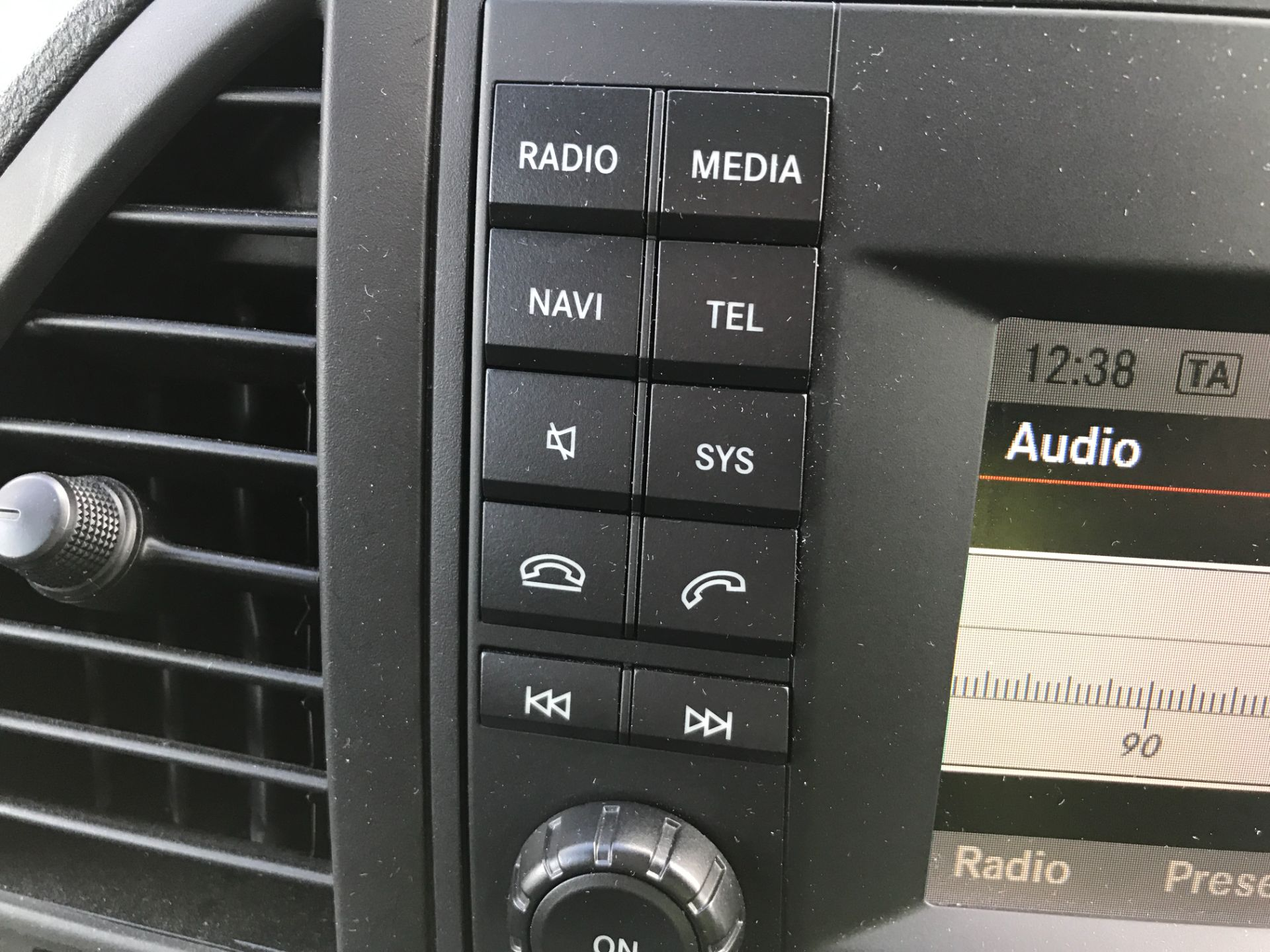 2019 Mercedes-Benz Vito 119CDI XLWB BLUETEC TOURER SELECT EURO 6 AUTOMATIC (KR19UWZ) Image 24