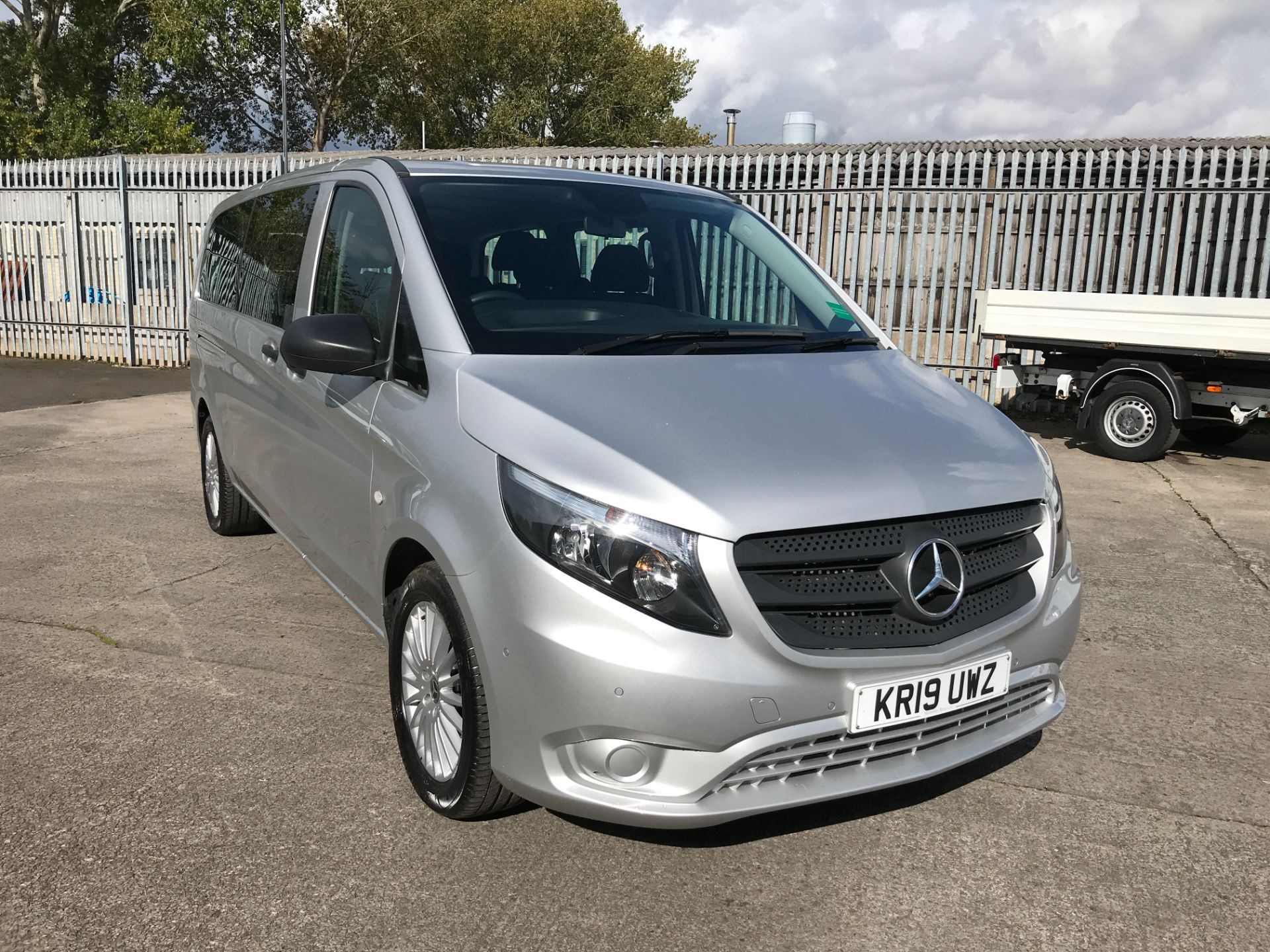 2019 Mercedes-Benz Vito 119CDI XLWB BLUETEC TOURER SELECT EURO 6 AUTOMATIC (KR19UWZ)