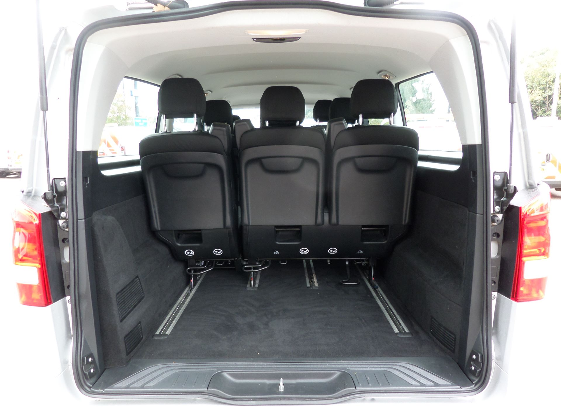 2019 Mercedes-Benz Vito 119 Cdi Select 9-Seater 7G-Tronic Euro 6 (KR19UYC) Image 6