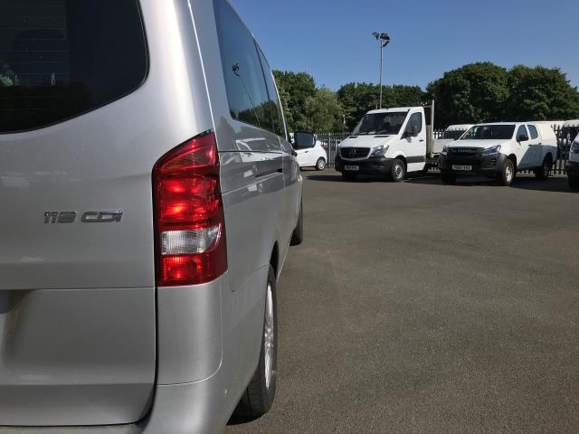 2019 Mercedes-Benz Vito 119 Bluetec Tourer Select 7-Gtronic 9 Seats Euro 6 (KR19UZF) Image 11