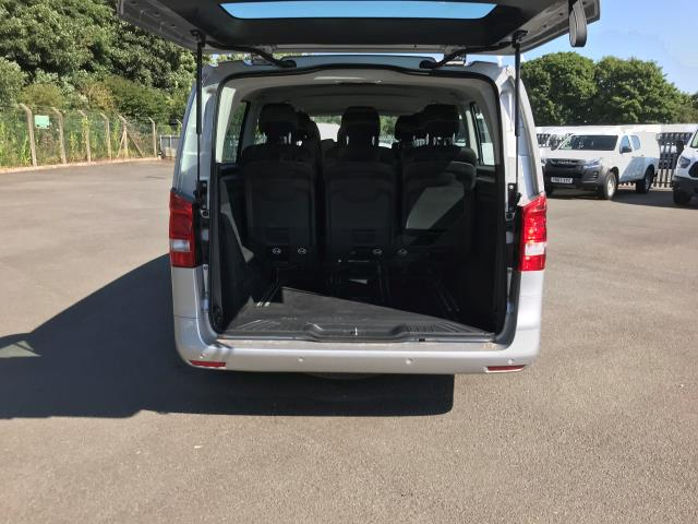 2019 Mercedes-Benz Vito 119 Bluetec Tourer Select 7-Gtronic 9 Seats Euro 6 (KR19UZF) Image 13