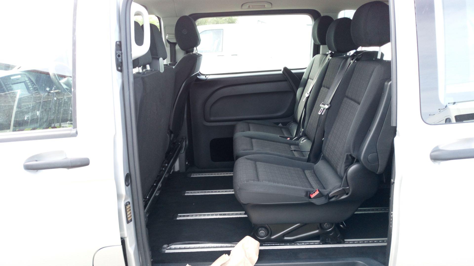 2019 Mercedes-Benz Vito 119 Cdi Select 8-Seater 7G-Tronic (KR19UZO) Image 9