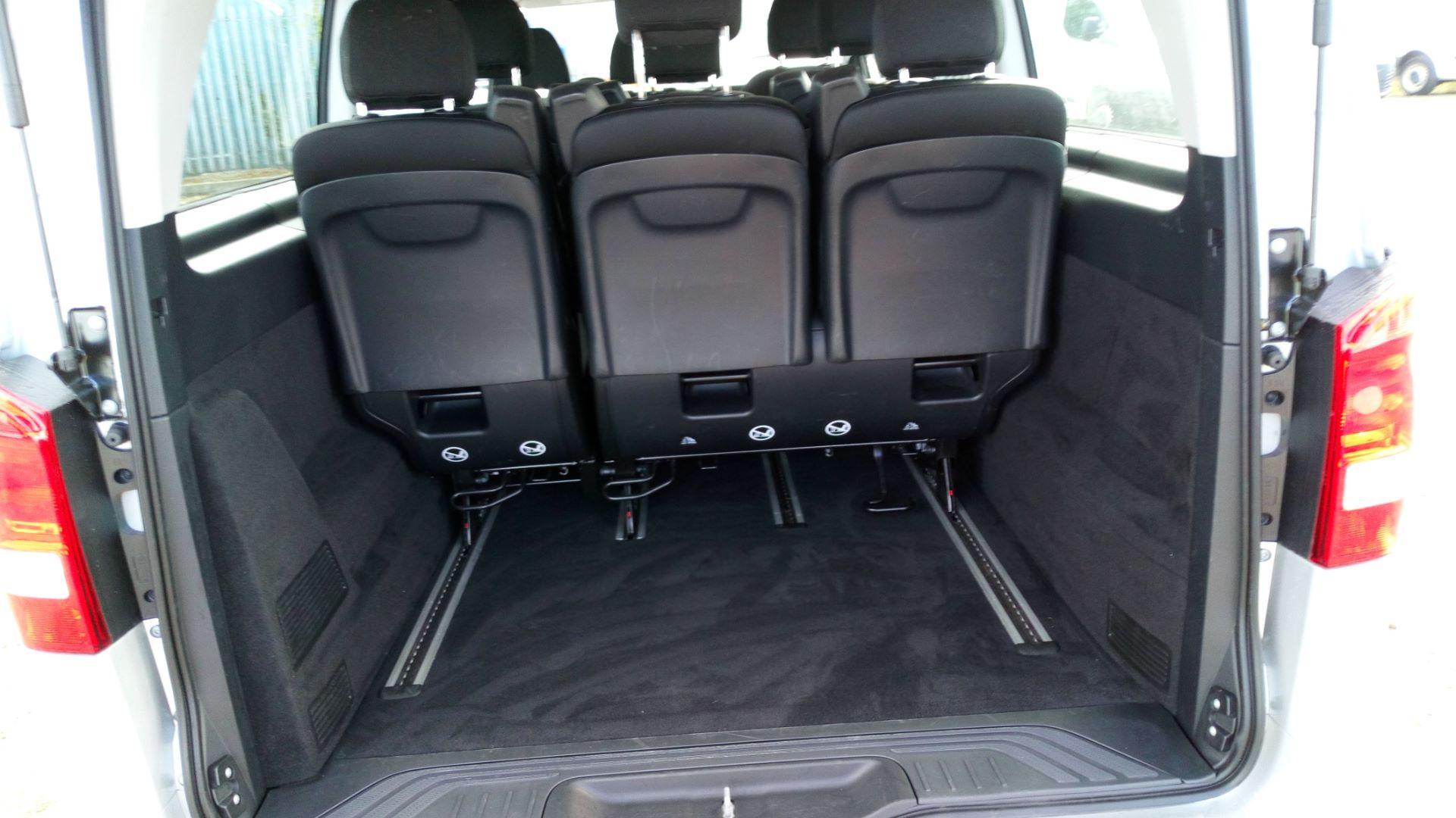 2019 Mercedes-Benz Vito 119 Cdi Select 8-Seater 7G-Tronic (KR19UZO) Image 8