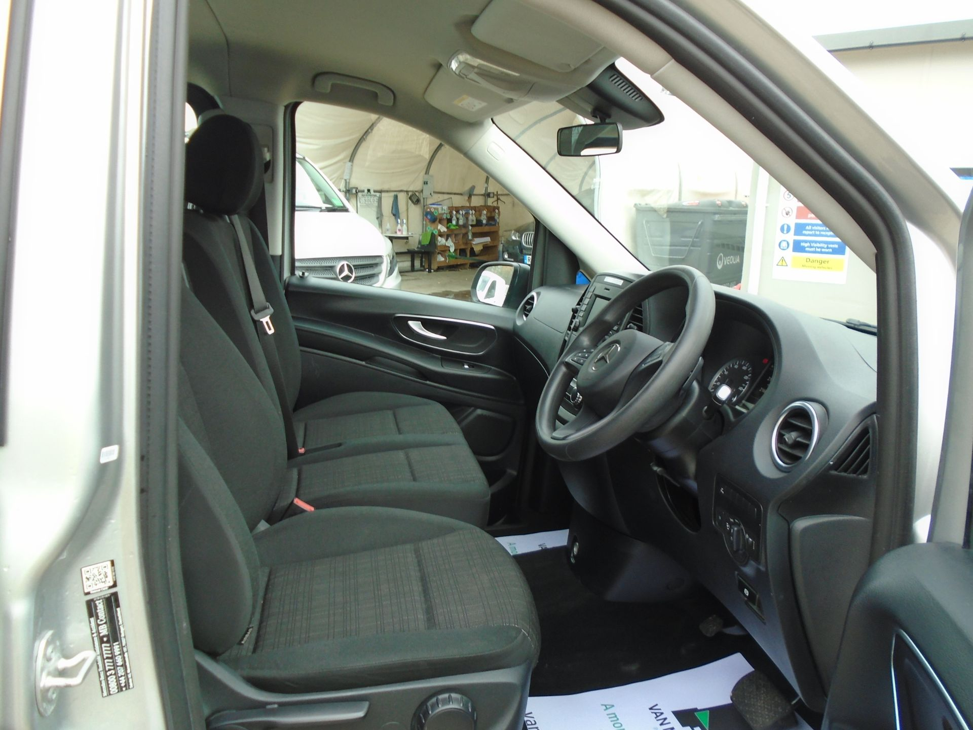 2019 Mercedes-Benz Vito 119 Cdi Select 8-Seater 7G-Tronic EURO 6 (KR19UZV) Image 13