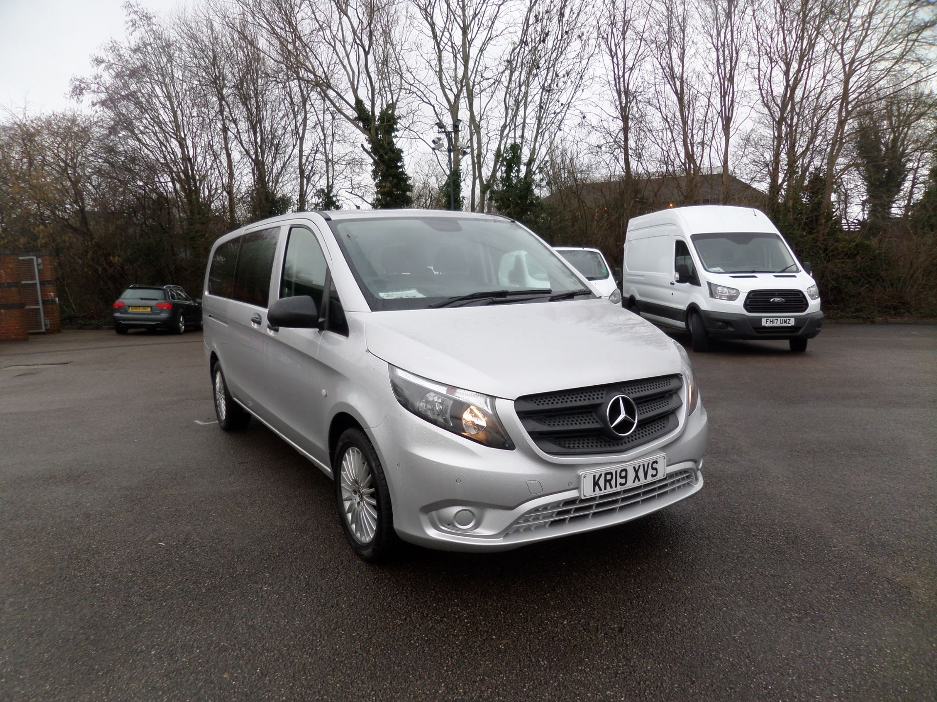 2019 Mercedes-Benz Vito 119 Cdi Select 8-Seater 7G-Tronic EURO 6 (KR19XVS) Image 1