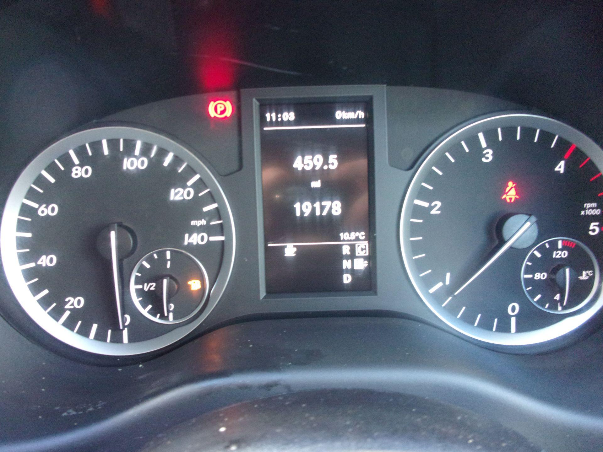 2019 Mercedes-Benz Vito 119 CDI SELECT 8 SEATER 9G-TRONIC (KR19XVU) Image 6