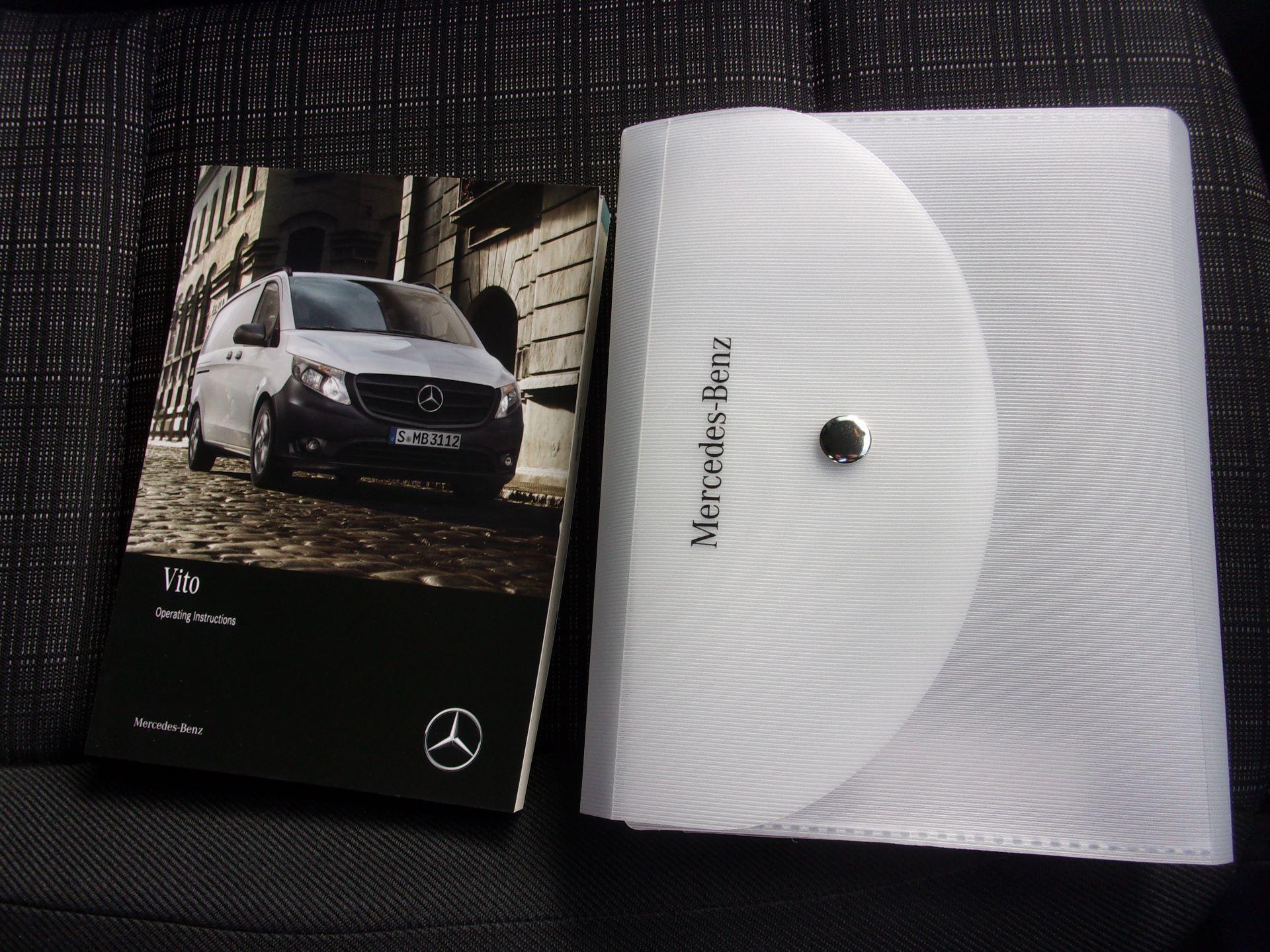 2019 Mercedes-Benz Vito 119 CDI SELECT 8 SEATER 9G-TRONIC (KR19XVU) Image 27