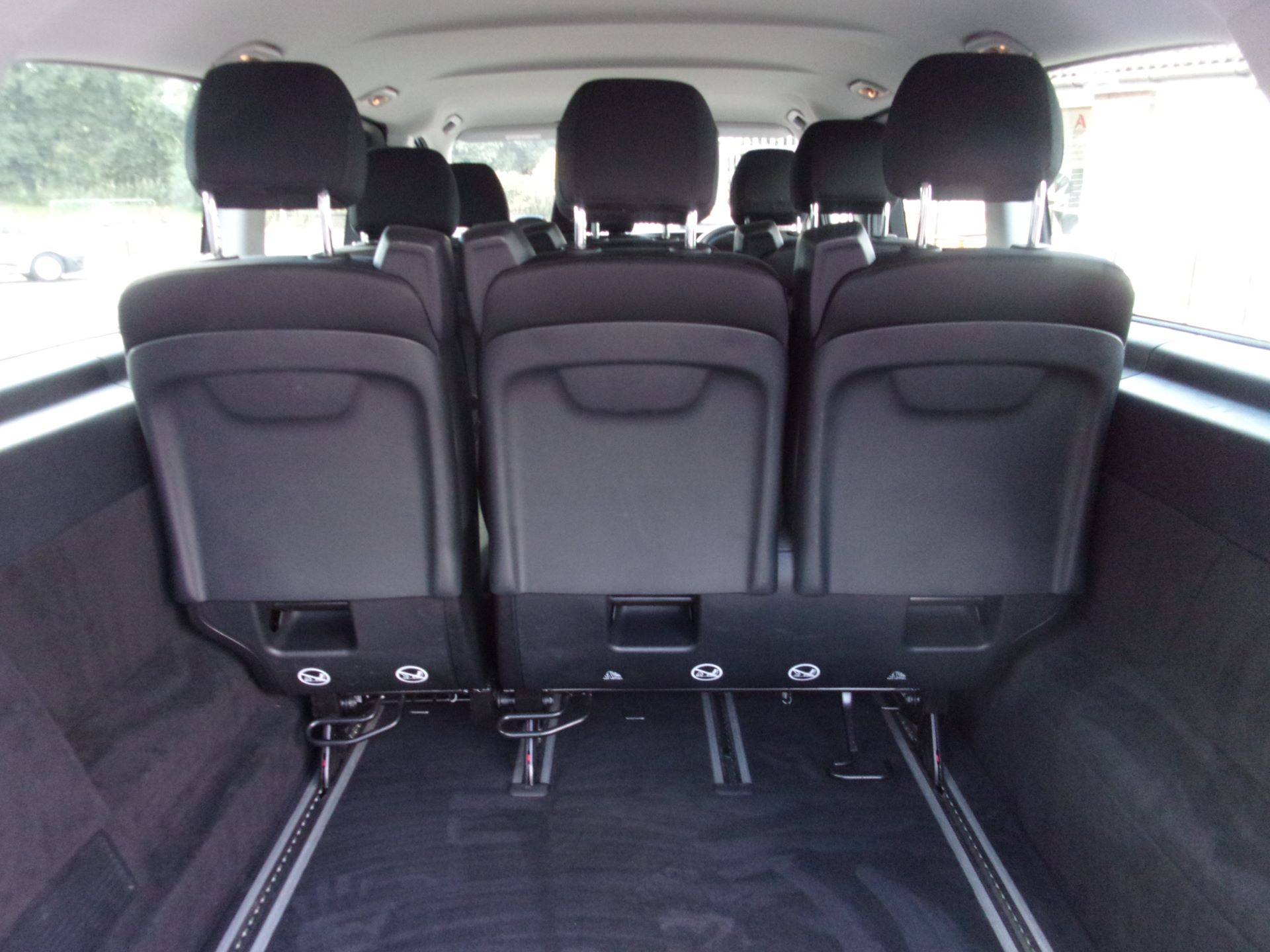 2019 Mercedes-Benz Vito 119 CDI SELECT 8 SEATER 9G-TRONIC (KR19XVU) Image 22