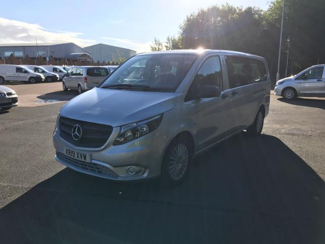 2019 Mercedes-Benz Vito 119 Bluetec Tourer Select 7-Gtronic 9 Seats Euro 6 (KR19XVW) Thumbnail 3
