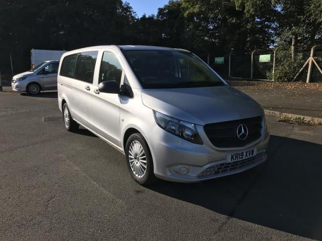 2019 Mercedes-Benz Vito 119 Bluetec Tourer Select 7-Gtronic 9 Seats Euro 6 (KR19XVW)