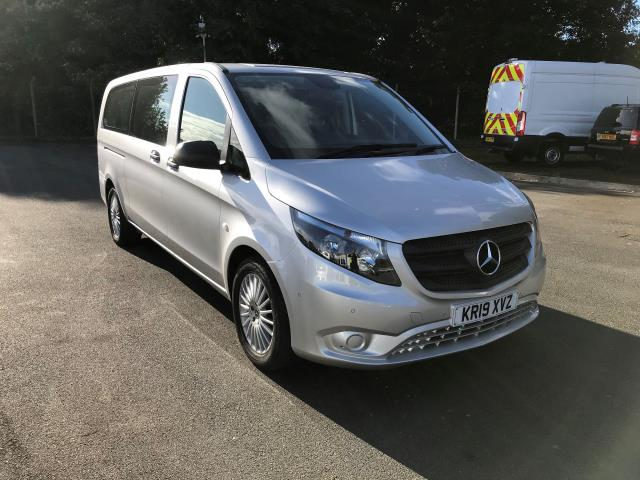 2019 Mercedes-Benz Vito 119 Bluetec Tourer Select 7-Gtronic 9 Seats Euro 6 (KR19XVZ)