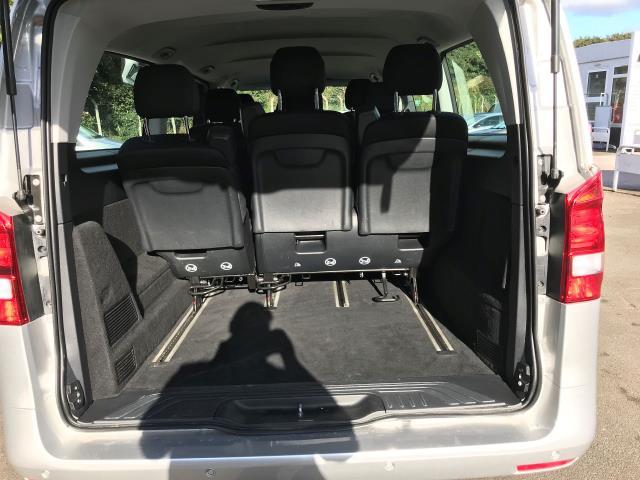 2019 Mercedes-Benz Vito 119 Bluetec Tourer Select 7-Gtronic 9 Seats Euro 6 (KR19XVZ) Image 9