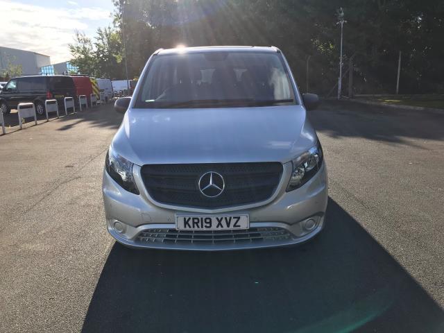 2019 Mercedes-Benz Vito 119 Bluetec Tourer Select 7-Gtronic 9 Seats Euro 6 (KR19XVZ) Image 2