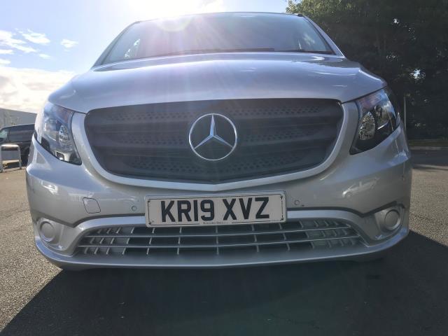 2019 Mercedes-Benz Vito 119 Bluetec Tourer Select 7-Gtronic 9 Seats Euro 6 (KR19XVZ) Image 14