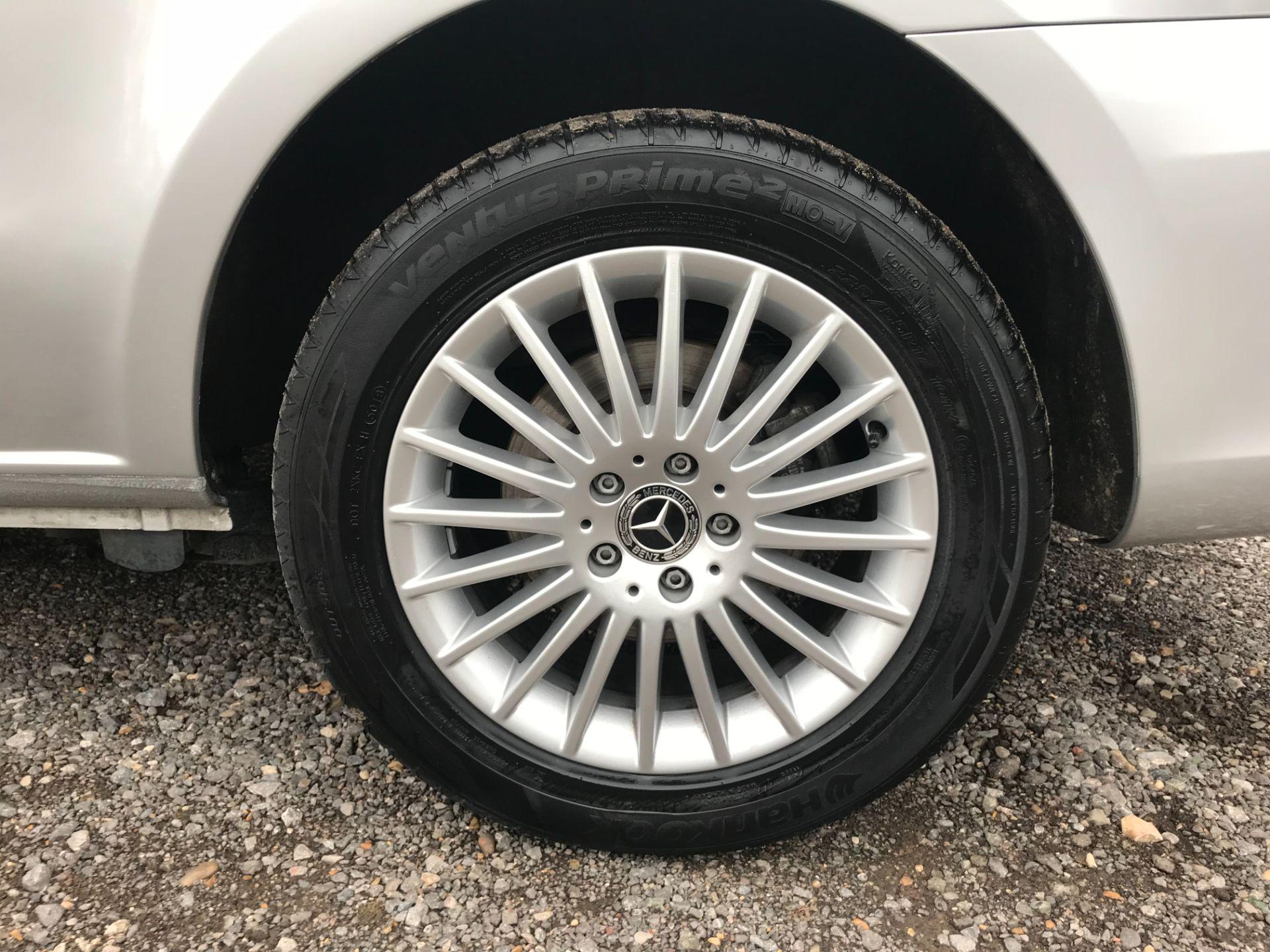 2019 Mercedes-Benz Vito 119 Cdi Select 8-Seater 7G-Tronic (KR19XWU) Image 34
