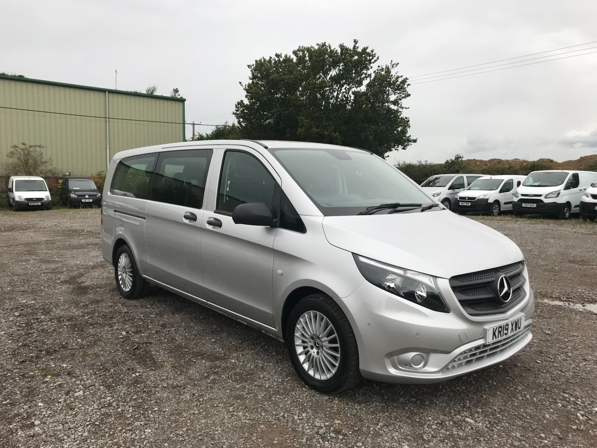 2019 Mercedes-Benz Vito 119 Cdi Select 8-Seater 7G-Tronic
