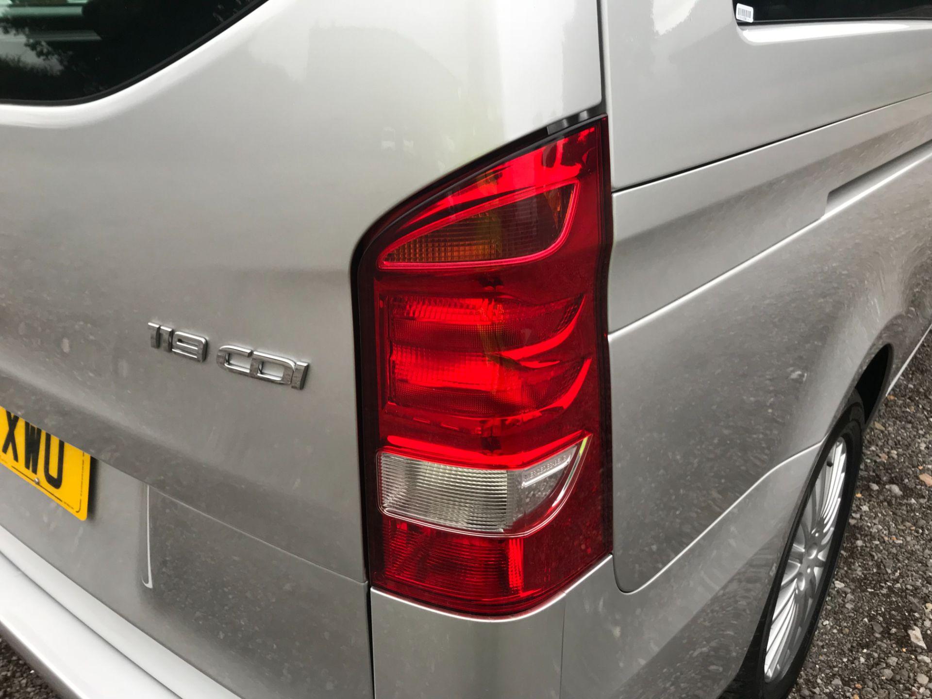 2019 Mercedes-Benz Vito 119 Cdi Select 8-Seater 7G-Tronic (KR19XWU) Image 36