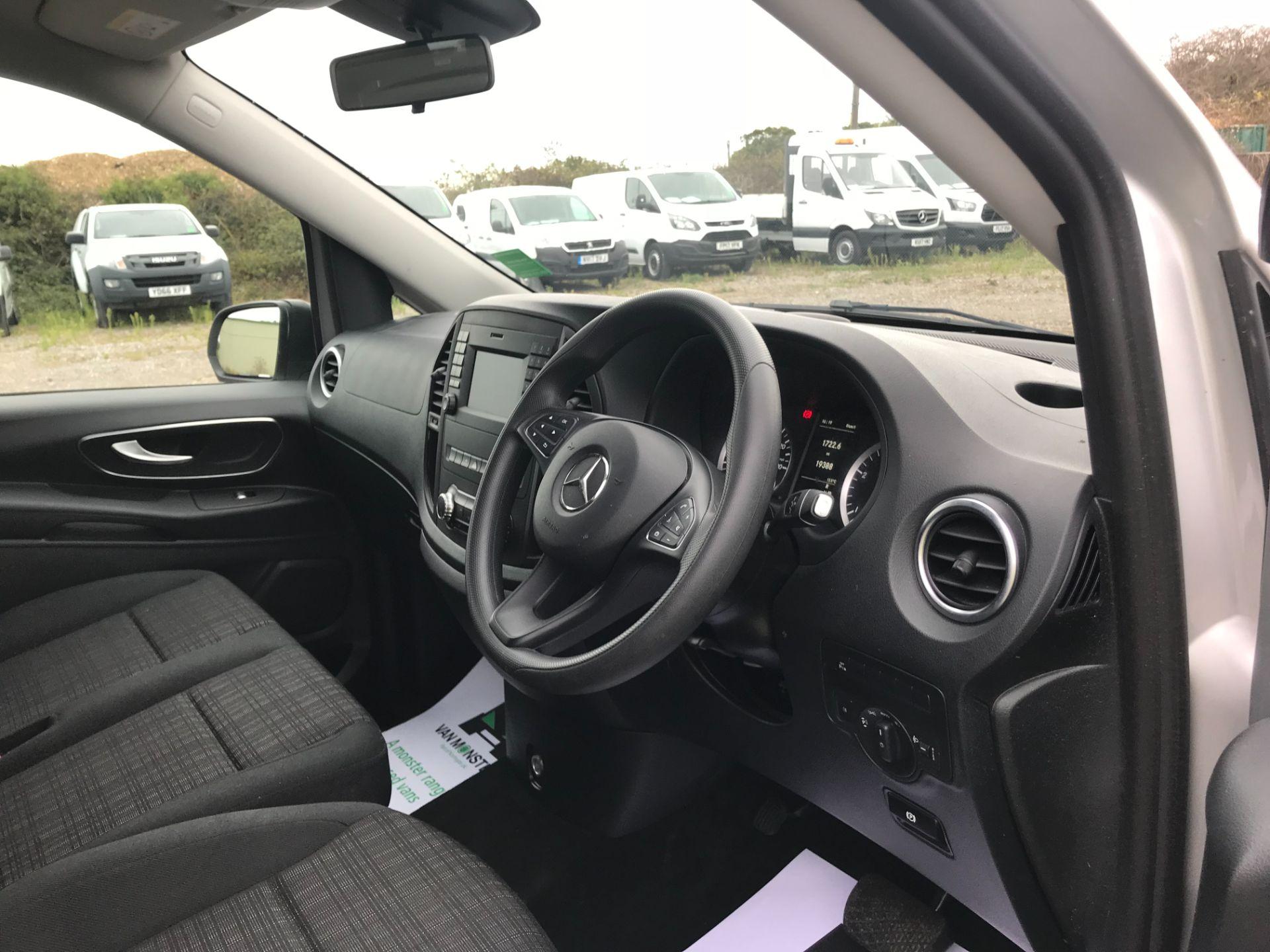2019 Mercedes-Benz Vito 119 Cdi Select 8-Seater 7G-Tronic (KR19XWU) Image 19