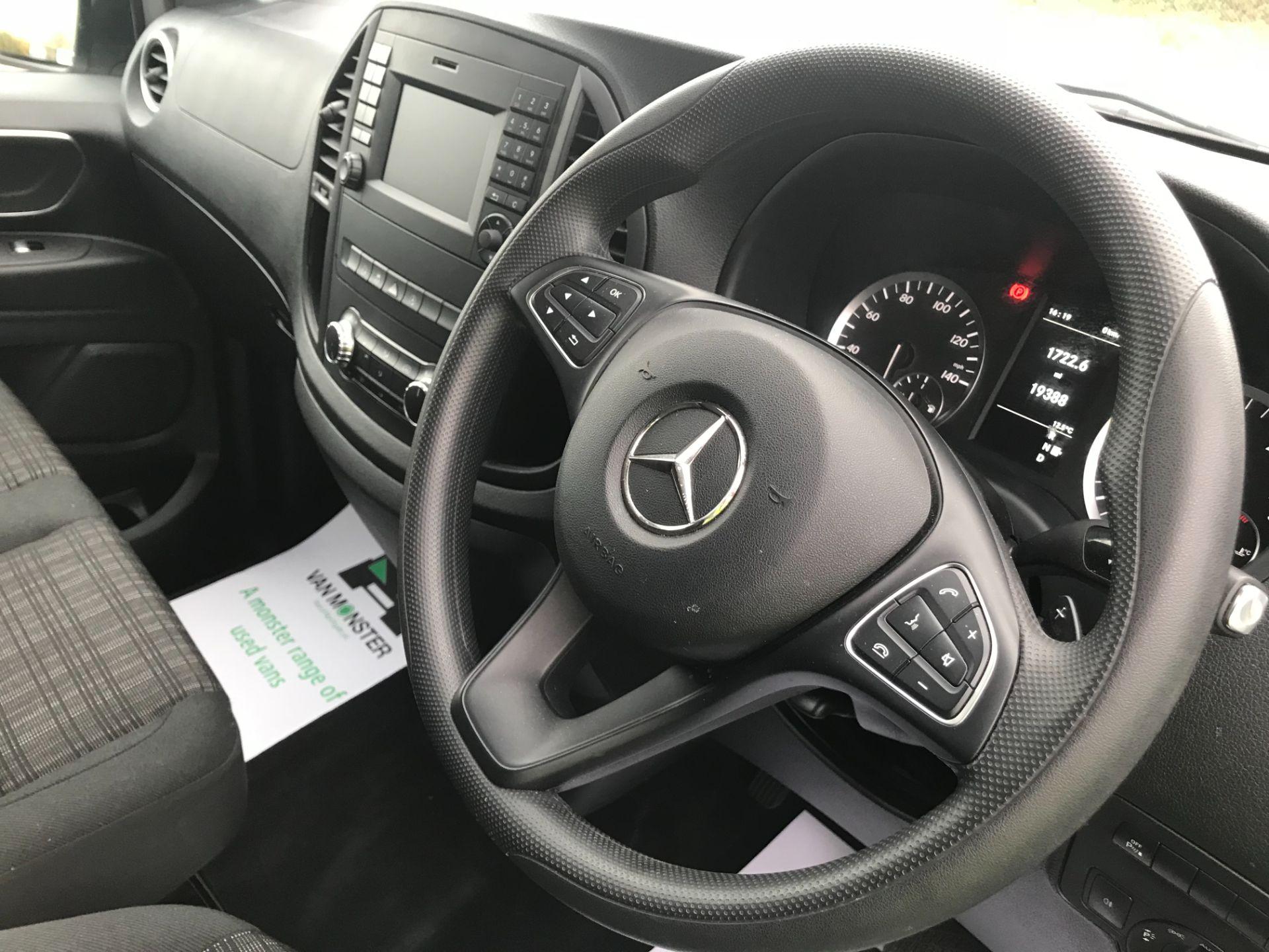 2019 Mercedes-Benz Vito 119 Cdi Select 8-Seater 7G-Tronic (KR19XWU) Image 22