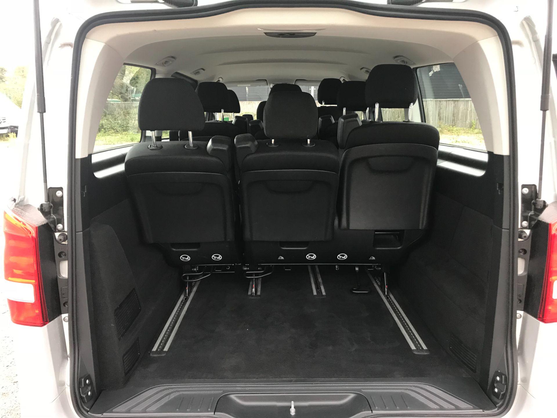 2019 Mercedes-Benz Vito 119 Cdi Select 8-Seater 7G-Tronic (KR19XWU) Image 16