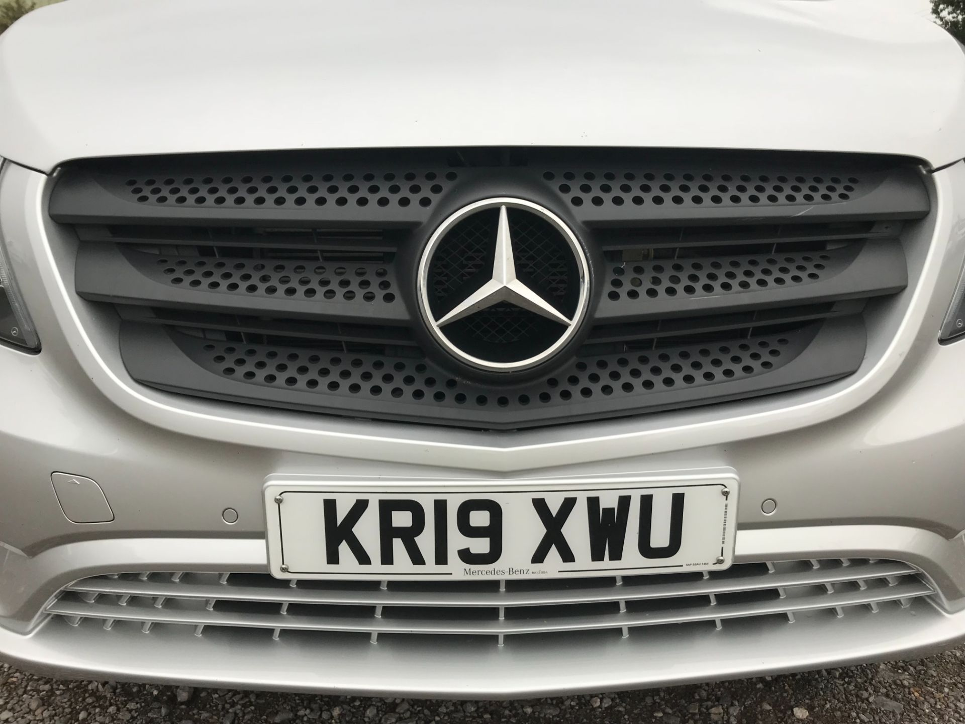 2019 Mercedes-Benz Vito 119 Cdi Select 8-Seater 7G-Tronic (KR19XWU) Image 32