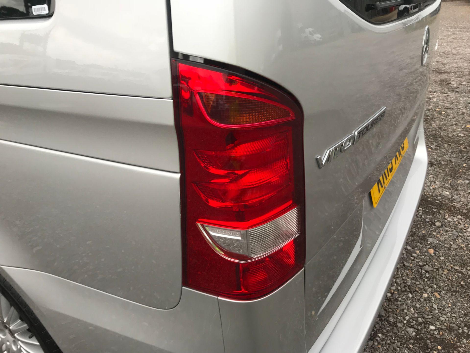 2019 Mercedes-Benz Vito 119 Cdi Select 8-Seater 7G-Tronic (KR19XWU) Image 35
