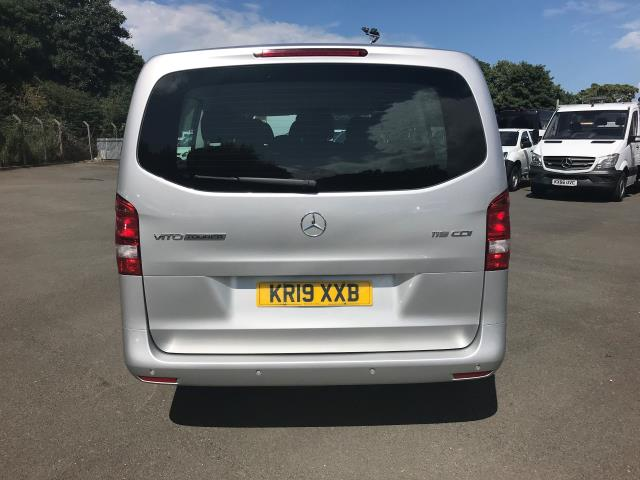 2019 Mercedes-Benz Vito 119 Bluetec Tourer Select 7-Gtronic 9 Seats Euro 6 (KR19XXB) Image 11