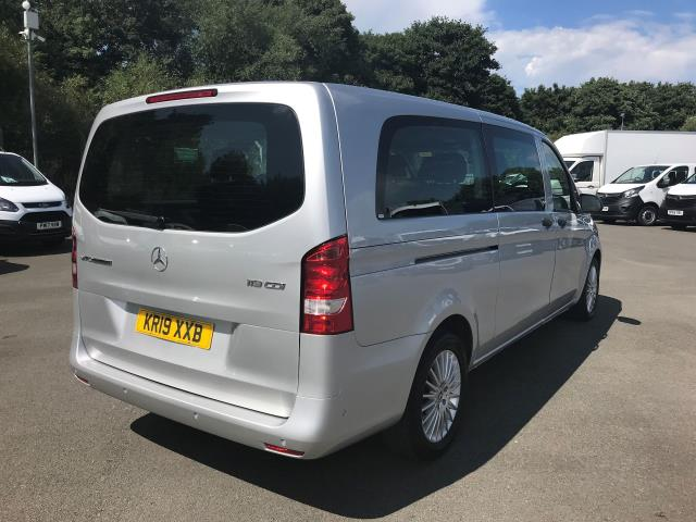 2019 Mercedes-Benz Vito 119 Bluetec Tourer Select 7-Gtronic 9 Seats Euro 6 (KR19XXB) Image 14
