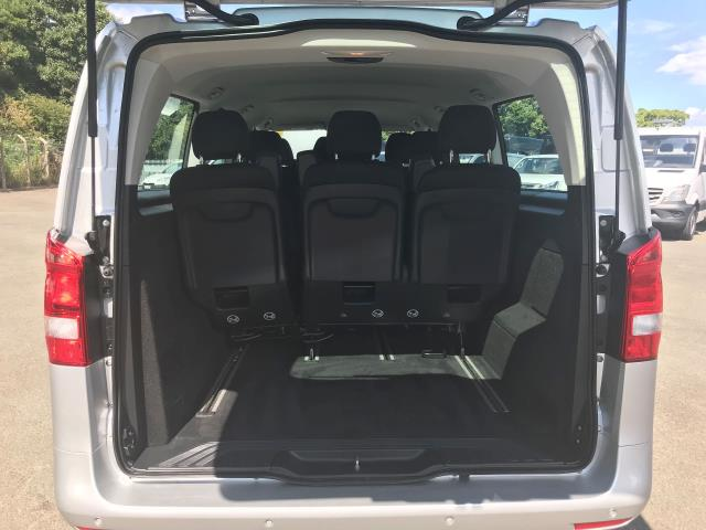 2019 Mercedes-Benz Vito 119 Bluetec Tourer Select 7-Gtronic 9 Seats Euro 6 (KR19XXB) Image 12