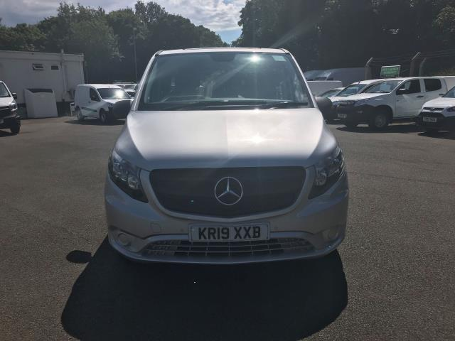 2019 Mercedes-Benz Vito 119 Bluetec Tourer Select 7-Gtronic 9 Seats Euro 6 (KR19XXB) Image 2