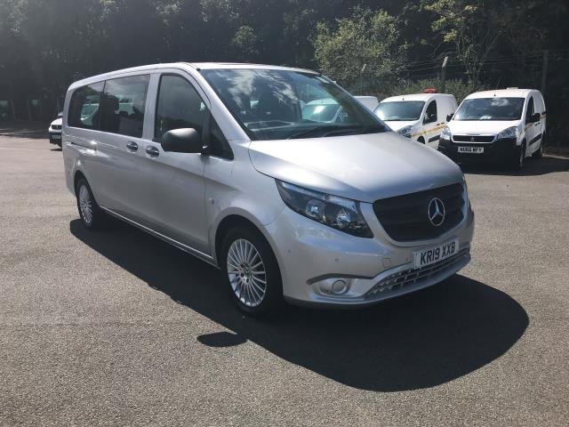 2019 Mercedes-Benz Vito 119 Bluetec Tourer Select 7-Gtronic 9 Seats Euro 6 (KR19XXB) Image 1