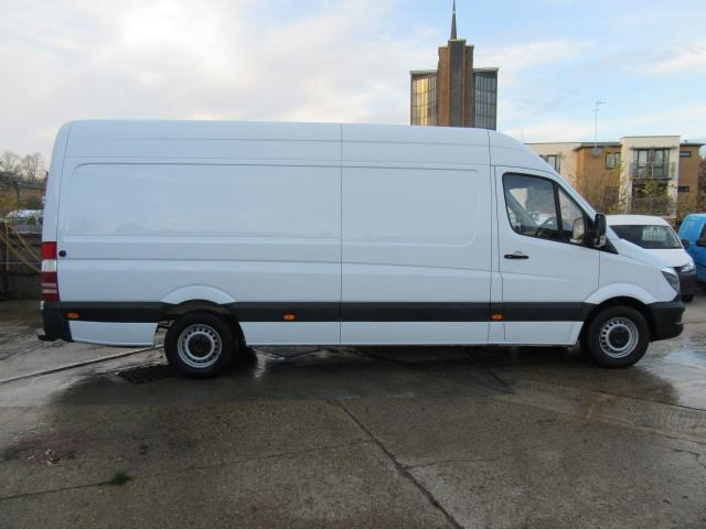 2014 Mercedes-Benz Sprinter LWB 313CDi H/R EURO 5 *VALUE RANGE- VEHICLE CONDITION REFLECTED IN PRICE* (KR64FCX) Image 9