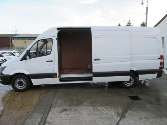 2014 Mercedes-Benz Sprinter LWB 313CDi H/R EURO 5 *VALUE RANGE- VEHICLE CONDITION REFLECTED IN PRICE* (KR64FCX) Image 7